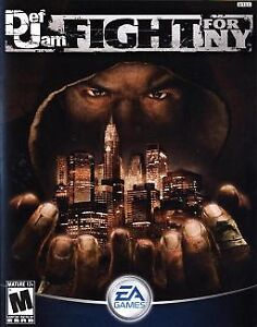 Looking for Def Jam: Fight for NY