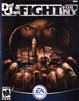 Def Jam Fight For New York for PS2