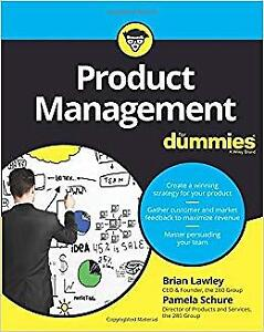 Product Manager for Dummies
