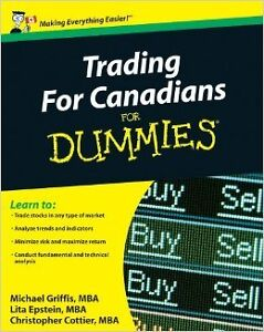 Canadian trading for dummies. Stock market