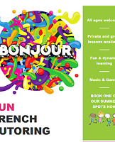 FRENCH ONLINE TUTORING