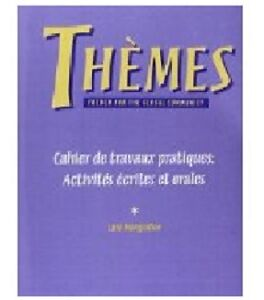 Themes: French for the Global Community by Harper