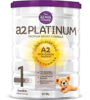 a2 Platinum Stage 1