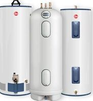 ~WATER HEATER INSTALLATION~