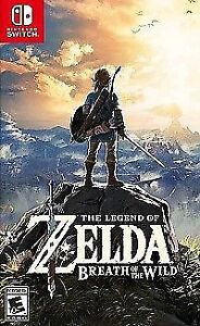 The Legend of Zelda: Breath of the Wild for Nintendo Switch