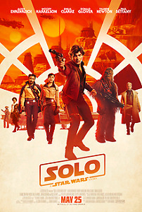 Solo ticket first showing
