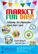 Market Fun Day at Marion Church of Christ Mitchell Park Marion Area Preview