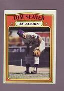 Topps Baseball Cards Tom Seaver
