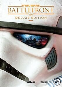 Battlefront ps4 deluxe edition
