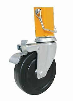 4werner Src-72-4 5 Casters For 6 Ft. Steel Rolling Scaffold