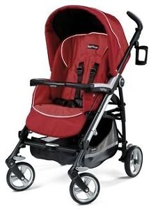 Peg perego stroller with car seat