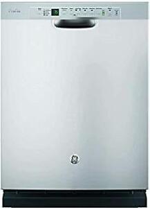 Lave-vaisselle encastrable GE cuve haute, stainless