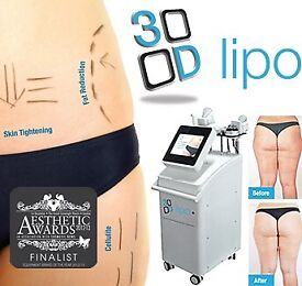 3D Lipo Fat Freeze / Non Surgical Lipo / Weight Loss