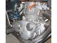 WANTED TRIUMPH TRIDENT T150 (1972/73) ENGINE PARTS