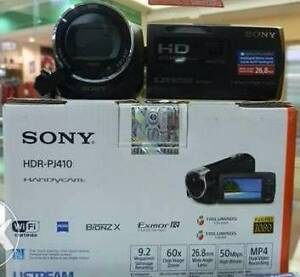 Sony HDR-PJ410 Memory Stick HD Camcorder Goolwa Alexandrina Area Preview