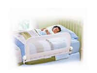 Summer Infant Grow - Bed Guard (White)