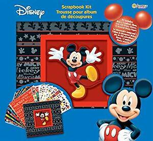 Disney Scrapbook Kit - Mickey Mouse