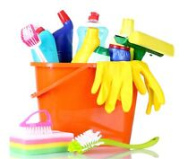 ENTRETIEN MENAGER (A LASALLE) PERSONAL HOUSEHOLD CLEANING