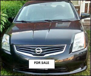 2010 NISSAN SENTRA CAR FOR SALE - IMMACULATE CONDITION