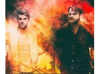 Chainsmokers Oct. 20 Concert Tickets