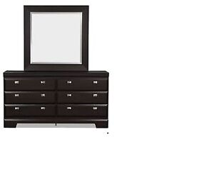 Beautiful Yorkdale Dresser/Mirror and Nightstand just for $400