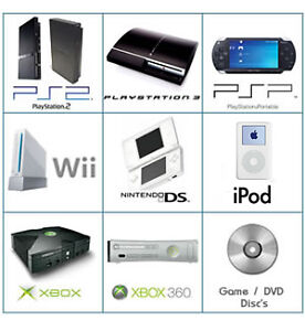 PS4 PS3 XBOX ONE 360 WII U PS2 REPAIR REPARATION ACCESSORIES++++