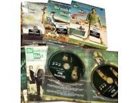 Breaking bad seasons 2, 3 & 4 dvd boxsets (region1 NTSC)