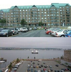 FURNISHED JUNIOR ONE BEDROOM ON HALIFAX WATERFRONT!