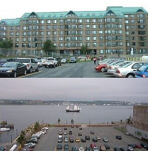 FURNISHED ONE BEDROOM CONDO DOWNTOWN WITH WATERVIEW!