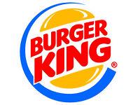 Early Shift (4am-12.30pm) Team Member Burger King Dublin Air