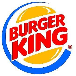 Team Members (4pm-1am) Burger King- Edinburgh Waverley station