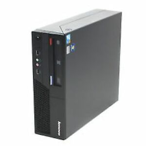 Wireless Lenovo Business Desktop PC, C2D 2.93GHz/4G/250G/HDMI