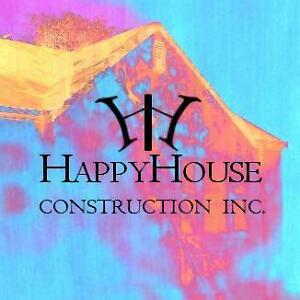 Non-Profit Home Repair Services - HappyHouse Construction Inc. Moose Jaw Regina Area image 2