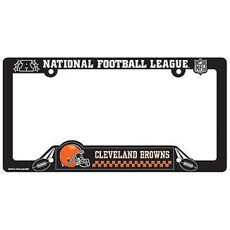 Cleveland Browns License Plate Ebay