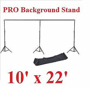 10feet by 22feet Photography Background Support Backdrop Stand
