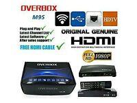 Overbox m9s Digital TV box