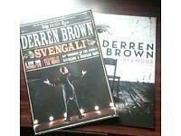 Official Derren Brown programmes