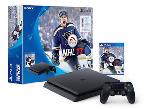 Playstation 4 NHL 17 Bundle *NEW*