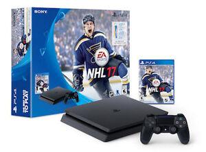 Playstation 4 NHL 17 Bundle *NEW*