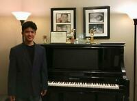 Piano Lessons in Whitby