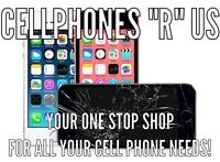 iPhone 6 5s 5c 4s 4 3gs Glass/LCD screen repair,unlock,iPod,iPad