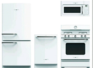 ISO GE Artistry Series Appliances.