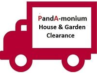 Garden and House Clearance! Tip runs, waste, removals, scrap, van, Burton on Trent.