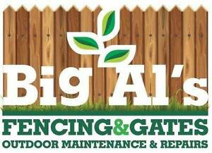 BIG AL'S FENCING & GATES | OUTDOOR MAINTENANCE | SOFT LANDSCAPING Ryde Ryde Area Preview