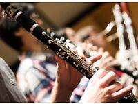 Clarinet and Recorder Teacher Available