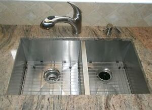 Stainless Steel Kitchen, Bar, Laundry, Bathroom SINKS on SALE!!