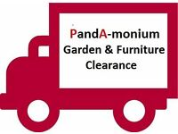 Garden and House Clearance! Tip runs, waste, removals, skip, scrap, van, Burton on Trent.