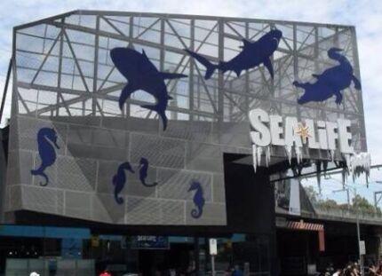 Melbourne Sealife Aquarium Tickets Package