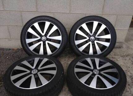 Swap: Golf GTD Wheels for Golf Talladega wheels Paddington Eastern Suburbs Preview