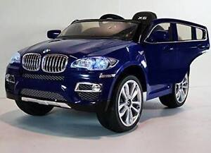KIDS BMW  X6 electric RWD car. Burleigh Heads Gold Coast South Preview